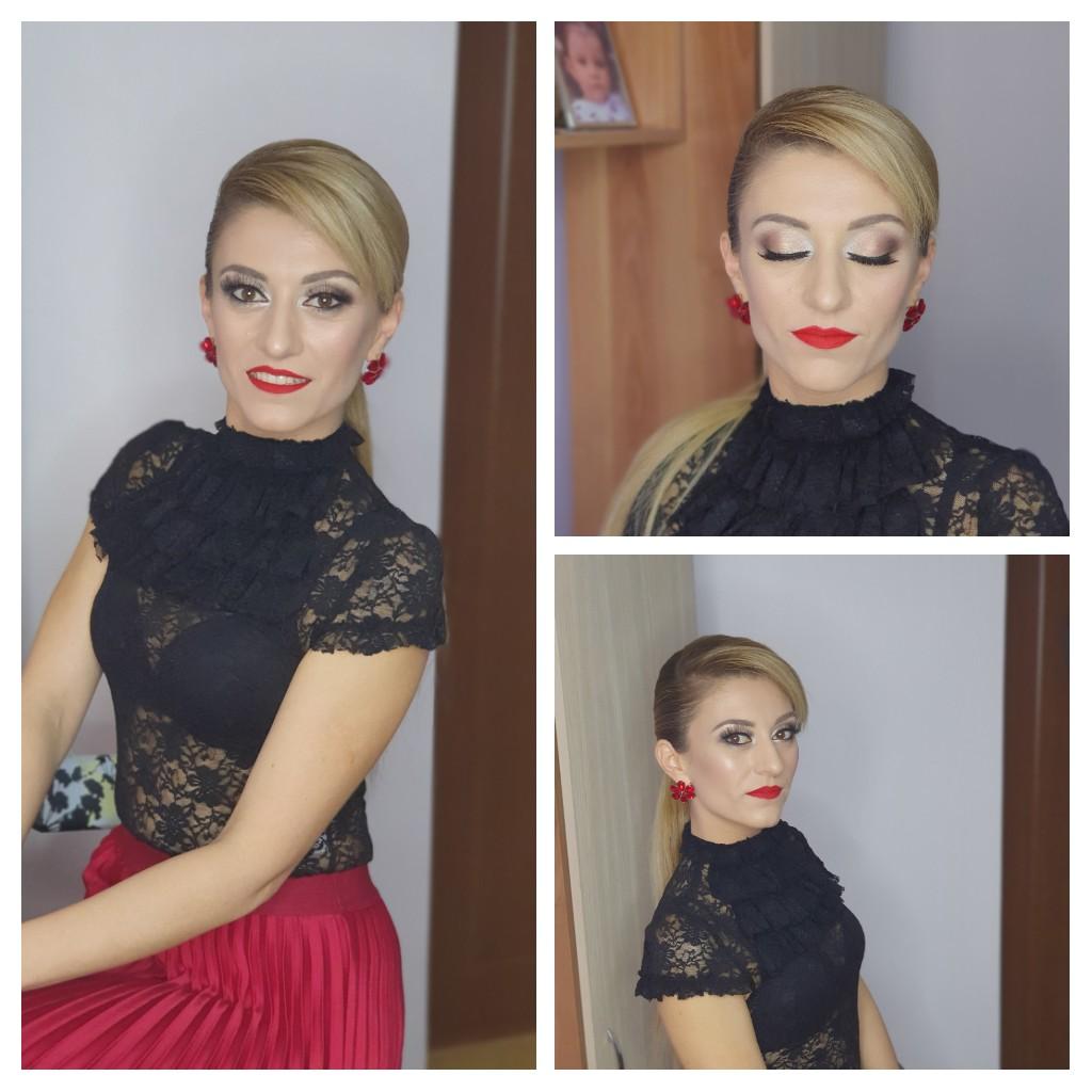 makeup artist pret avantajos